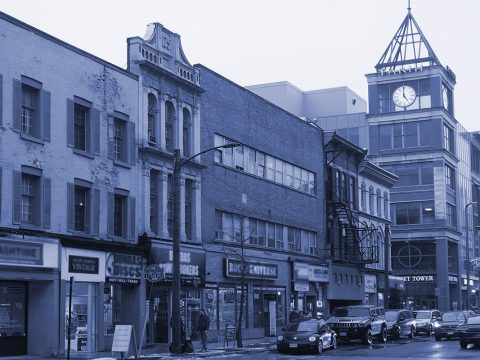 Photo of Dundas and King Street