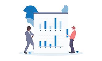 Data Analytics charts